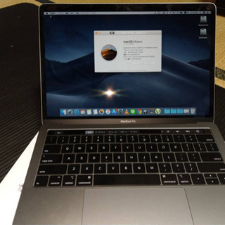macbook pro 2019 13 16gb ssd512g...