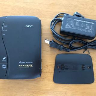 NEC 無線LAN(Wi-Fi)ルータ
