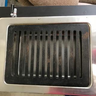 焼肉ロースター 都市ガス 焼肉 M-A3型