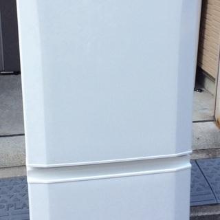 【RKGRE-466】特価!三菱/146L 2ドア冷凍冷蔵…