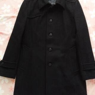 Perfect Suitパーフェクトスーツ☆M☆黒コート☆ビジネス☆