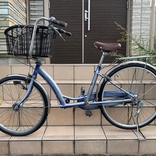 26インチ婦人用自転車(価格相談に応じます)
