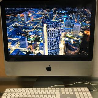 【現在取引中】APPLE iMac MA876J/A