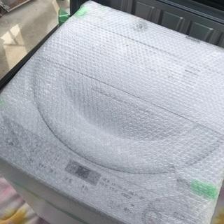 2017年製シャープ全自動洗濯機ホワイト容量6キロ美品。千葉県内配送無料。設置無料。 - 売ります・あげます