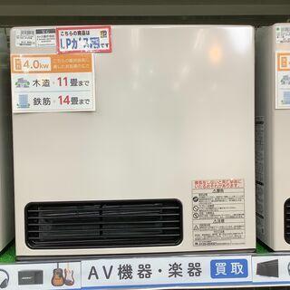 Rinnai LPガスファンヒーター SRC-364E 2018年製
