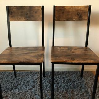ダイニングテーブル付属の椅子