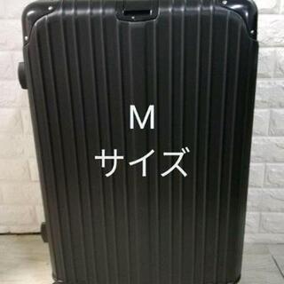 新品、未使用品、スーツケース、黒