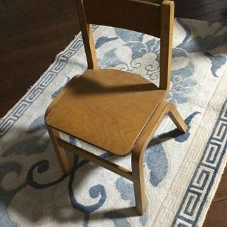 子供用 椅子 木製 チェア お洒落 オシャレ 花代 小物置…