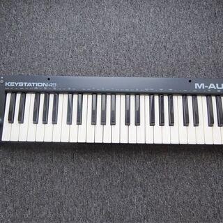 🍎M-Audio USB MIDIキーボード 49鍵 ピアノ k...