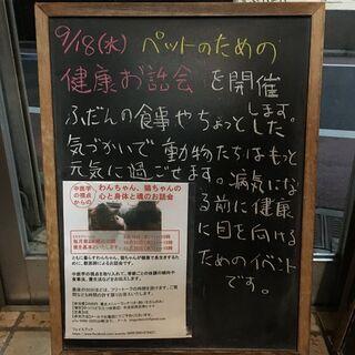<10月21日>わんにゃんお話会 − 東京都