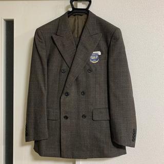 【格安新品】毛100% 新品紳士服