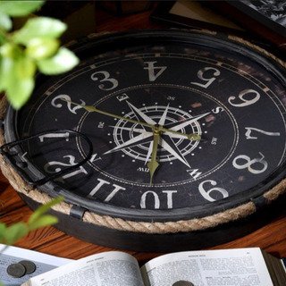 【未使用】北欧風 時計