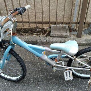 子供用(マウンテンバイク)22インチ ジュニア キッズバイ…