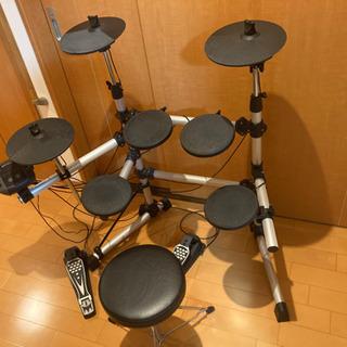【ドタキャンするな】電子ドラム 中古 3000円 dd40…