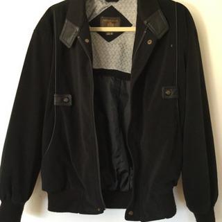 黒のコート メンズ(M)