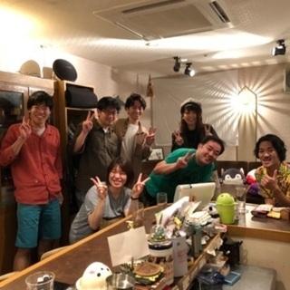 日本一話せる友達ができるバー【名古屋栄の旅バー夢port」