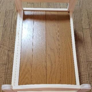 イケア 人形用ベッド 床材 ハンドメード品 - 所沢市