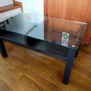 ガラステーブル  東京インテリア  引き取り限定
