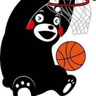 バスケしましょう!