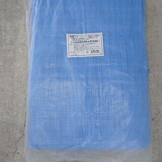 ブルーシート(5400×5400)未使用‼️【値下げしました😅】 - 熊本市
