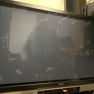HITACHI プラズマテレビ 50インチ 2007年製