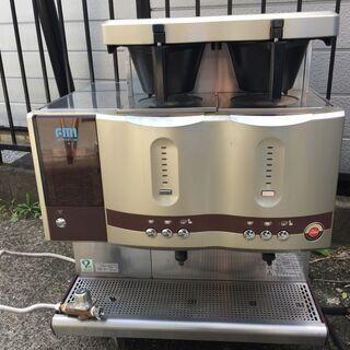 業務用 カフェトロン CT-250 2連コーヒーマシン