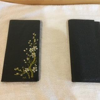 二つ折り財布2個❣️美品