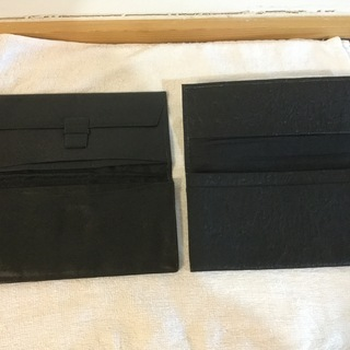 二つ折り財布2個❣️美品 - 東根市