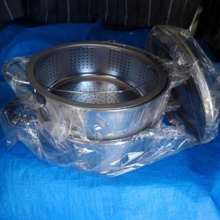二段蒸し器、とうふ鍋セット‼️