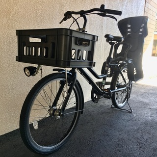 中古・子供乗せ自転車 ブリヂストン製