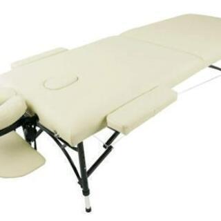 美品 施術ベッド 折りたたみ式