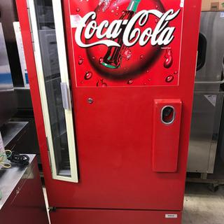 コカコーラ 瓶専用 自販機
