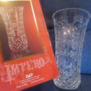 RCR Impero Crystal Vase