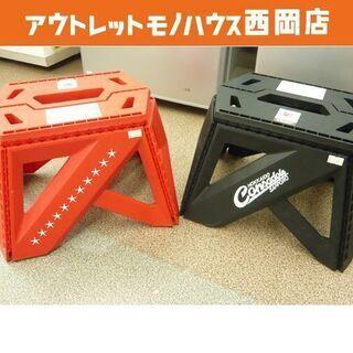 新品☆コンサドーレ札幌 バタフライスツール(小)踏み台 ス…