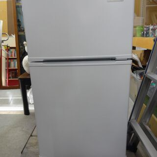 【恵庭】②YAMADA YRZ-C09B1 冷蔵庫 2019年製...