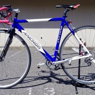 【終了】ロードバイク ブリジストン アンカー(ANCHOR)