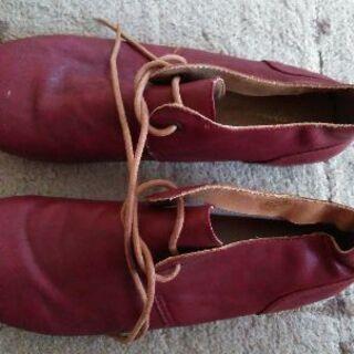 靴 サイズはLL 訳あり