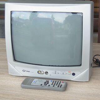FUNAI TV-14CP ブラウン管テレビ  14型 アナログ...