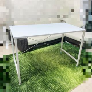 【引き渡し者 確定済み】美品 白テーブル 無料でお譲りします