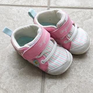 子供靴 アンパンマン 多分13.0cm