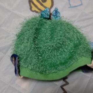 モコモコ 帽子
