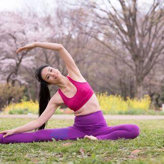 秋の青空ピラティス〜体感と腸を整えて美姿勢で免疫力アップ〜