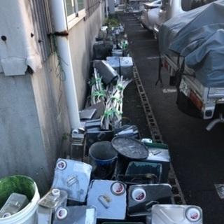 一斗缶、アルミアングル等 - 春日井市