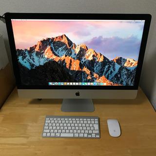 取引完了iMac 27-inch Late 2012
