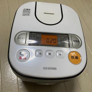 アイリスオーヤマ 炊飯器 4000→3000