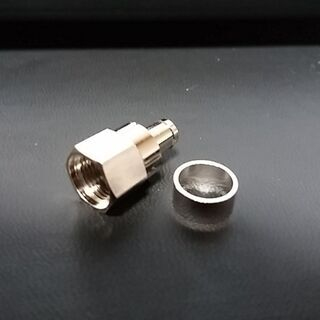 テレビ用アンテナ接栓 F型コネクター 5Cケーブル用