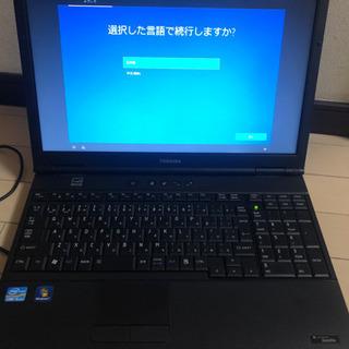 Toshiba windows 10 の画像