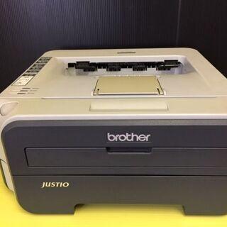 ブラザー HL-2140 モノクロレーザープリンター 中古