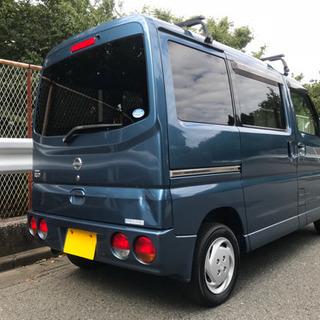平成19年 クリッパー リオ U71W ブルー 2WD AT AC 走行16.8万キロ 車検対応可 - 横須賀市