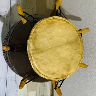 アフリカンドラム 打楽器 太鼓 パーカッション - 廿日市市